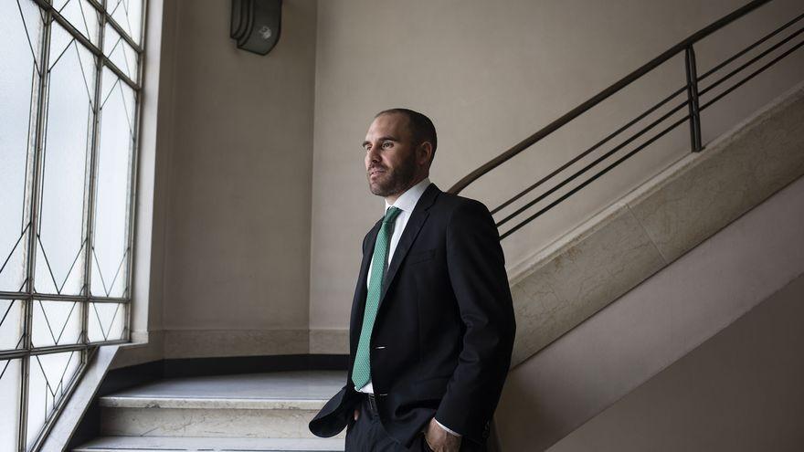 Guzmán hablará sobre la renegociación de la deuda en el Congreso