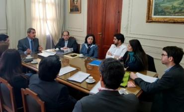 La Provincia brindó detalles de los fondos que envía al Municipio Capitalino