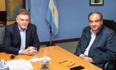 Julio Martínez confirmó visita de Domingo Amaya
