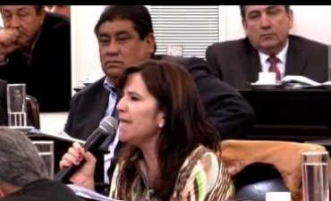 Brizuela y Doria pidió la interpelación del Ministro Saúl