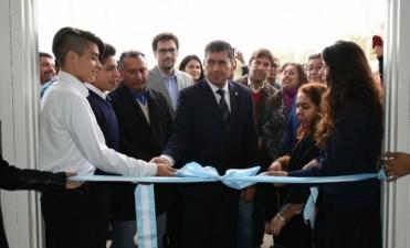 Casas participó de los Actos por el Aniversario del Departamento Gral. Ocampo