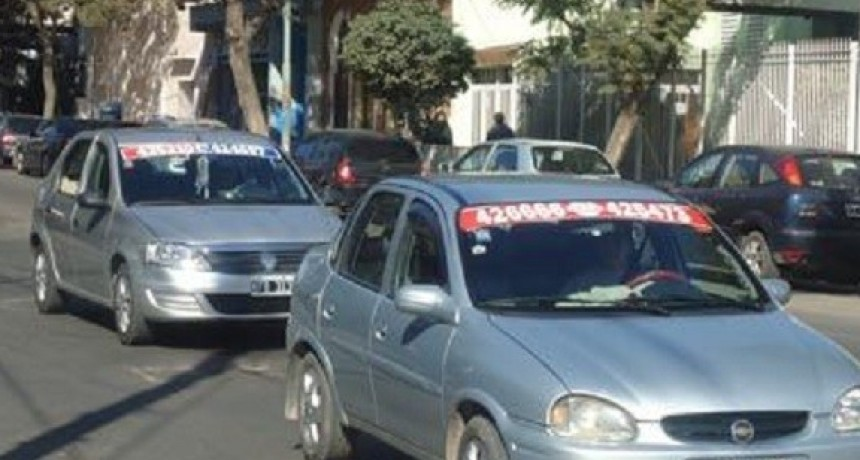 El municipio capitalino realiza la segunda inspección técnica a remises