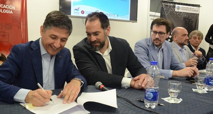El gobierno provincial ejecutará 8 proyectos de innovación