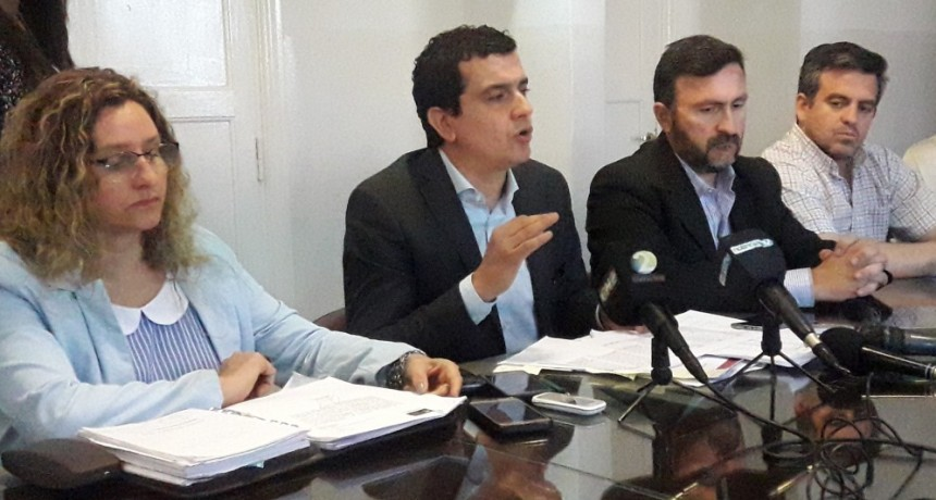 José Martinez: hay 175 millones de pesos que nunca llegaron al municipio