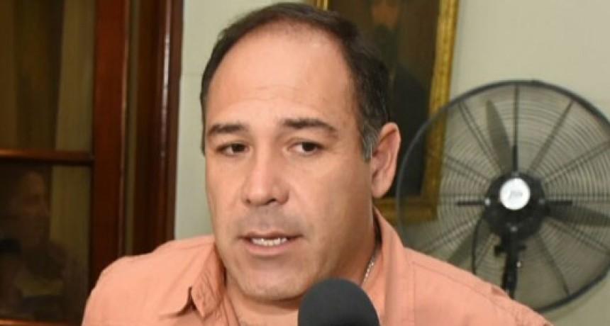 Perez cargó contra Paredes Urquiza