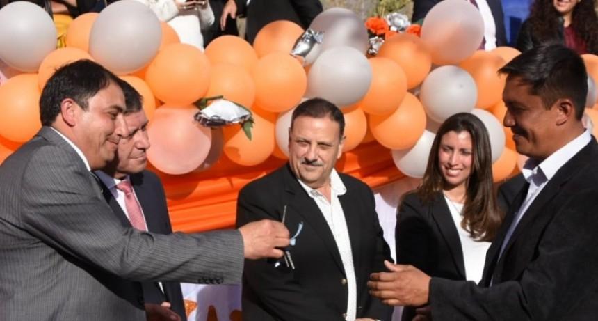 Sarruf destacó la unidad para el crecimiento del departamento Felipe Varela