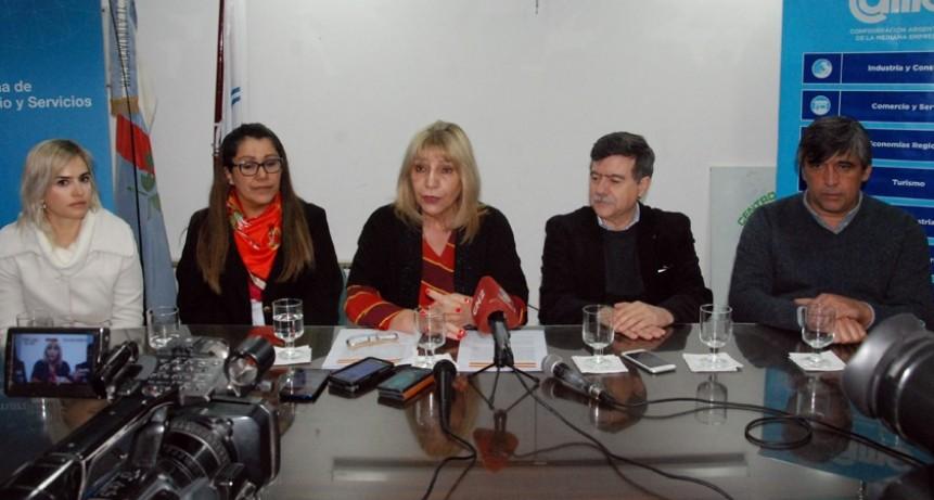 El gobierno capacita para generar la inserción laboral de los riojanos