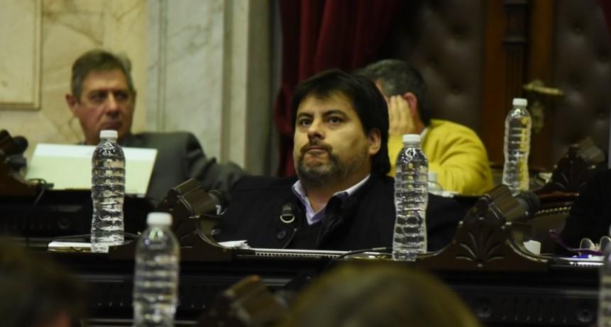 Danilo Flores brindó su voto en favor de la emergencia alimentaria