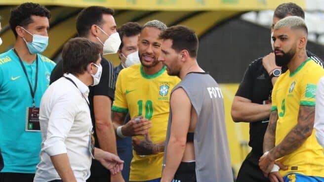 El comunicado de AFA tras el escándalo del Brasil - Argentina