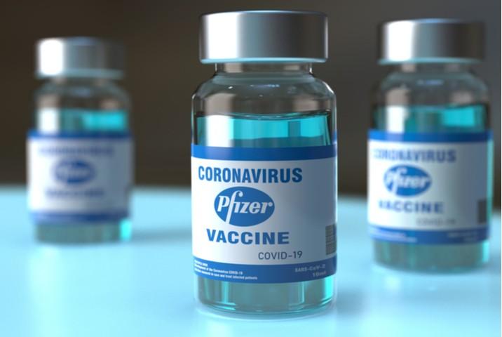 Llega al país el primer lote de vacunas Pfizer