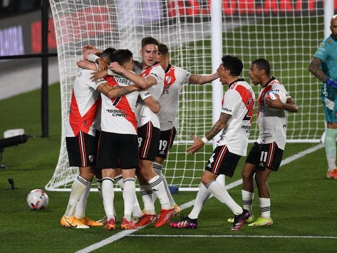 Liga Profesional de Fútbol- River venció a Arsenal