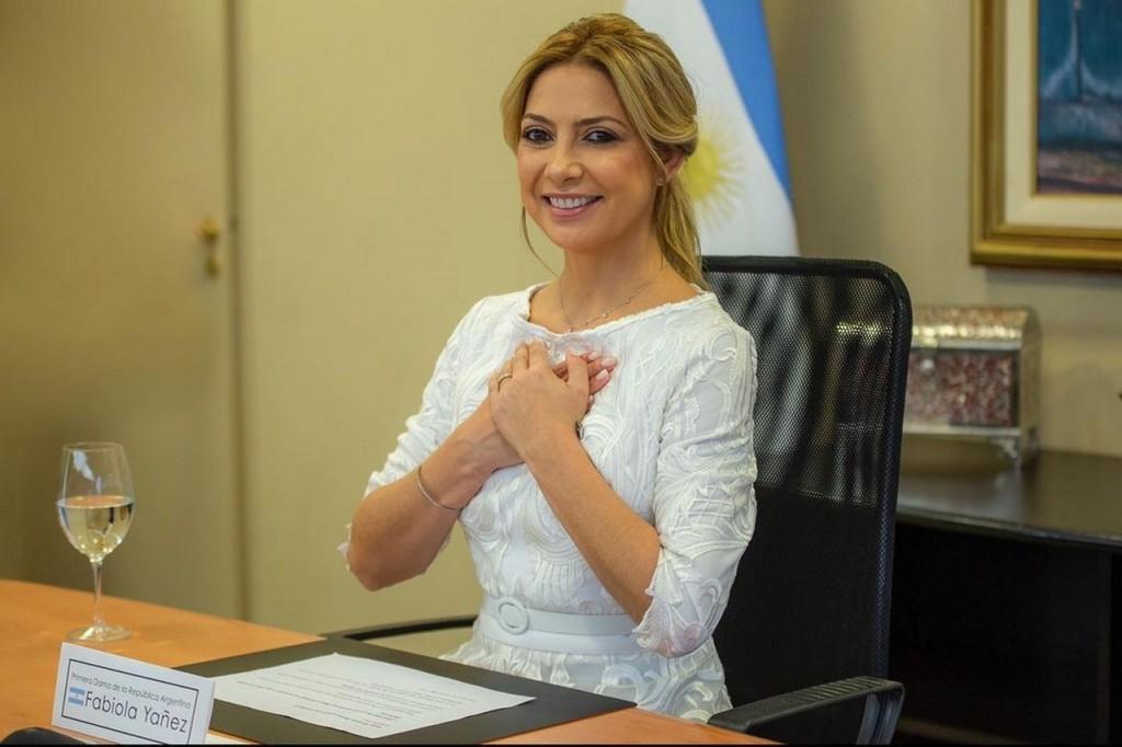 Fabiola Yáñez está embarazada