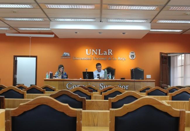 Consejo Superior de la UNLaR rechazó apelaciones de dos agrupaciones