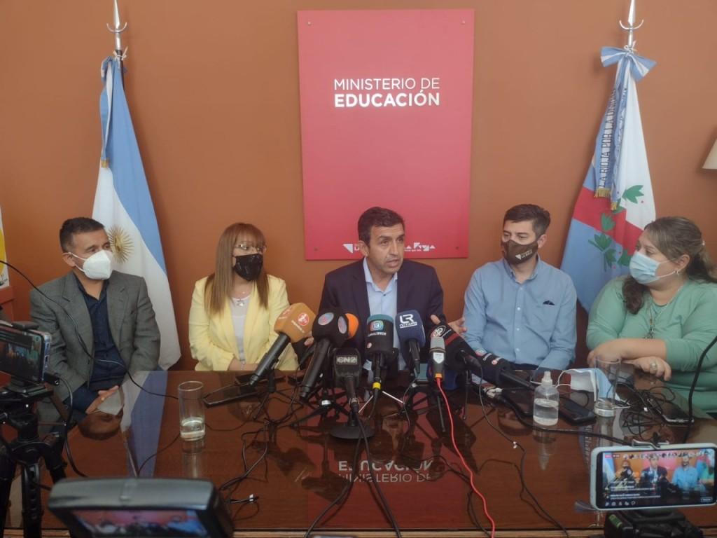 Desde el 1° de octubre regresa la presencialidad plena en las escuelas de La Rioja