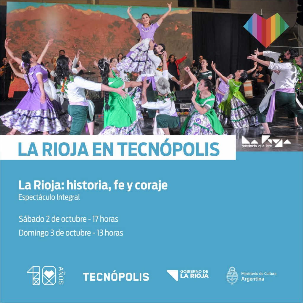 La Rioja en Tecnópolis