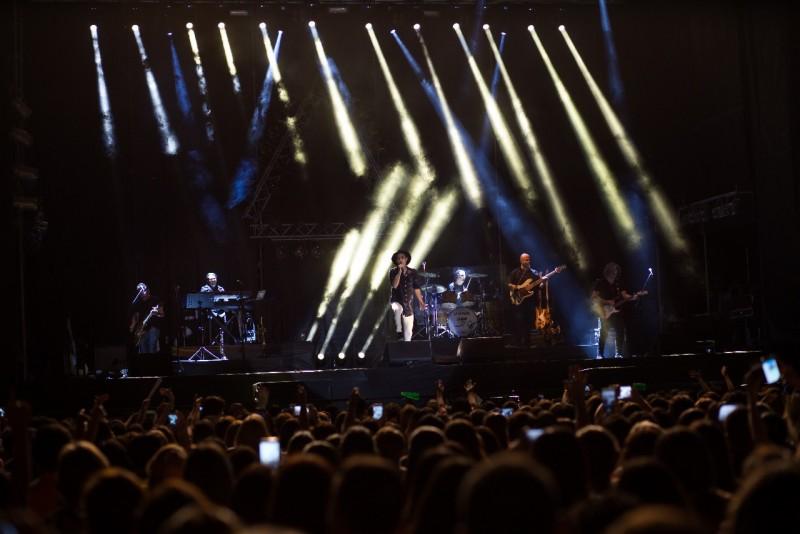 Sensacional Show de Abel Pintos en La Rioja