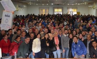 """Paredes Urquiza: """"Vamos a trabajar por un cambio en la provincia que empieza este 22 de octubre"""