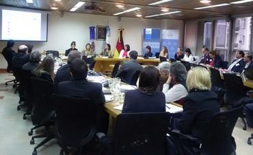 Llega a la provincia la Coordinadora de grupos parlamentarios de amistad de la Cámara de Diputados de la Nación