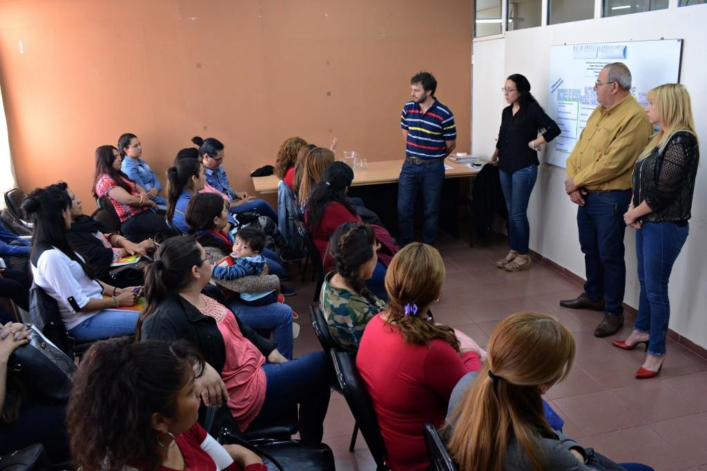Desarrollo Social capacitó a 250 docentes