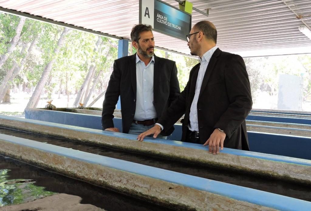 La secretaria de Ambiente de La Rioja firmó acuerdo con San Juan