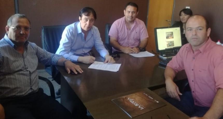 Turismo y Cultura firmaron convenio de cooperación