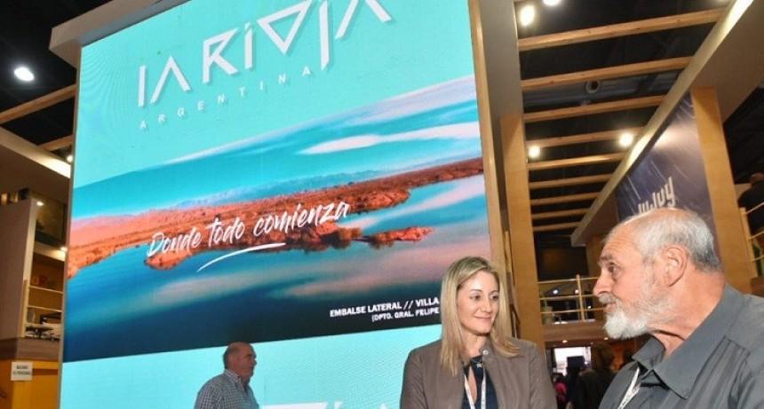La Rioja participa de la Feria Internacional de Turismo en Bs. As.