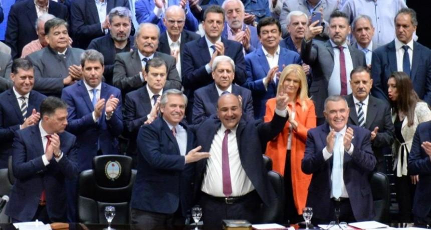 Manzur asumió un nuevo mandato en Tucumán