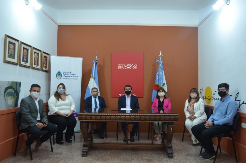 El gobierno provincial convocó a la Paritaria Docente