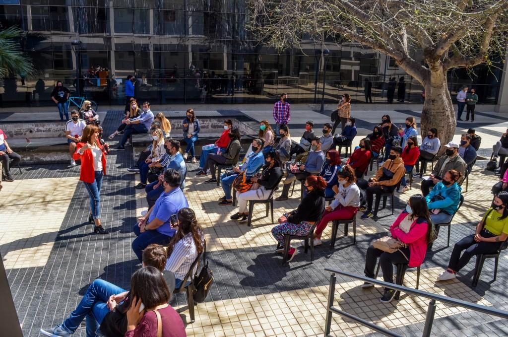 Municipio capitalino incorporó 290 nuevos beneficiarios al programa