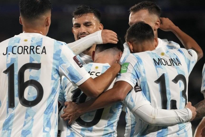 Eliminatorias: Argentina vs. Paraguay