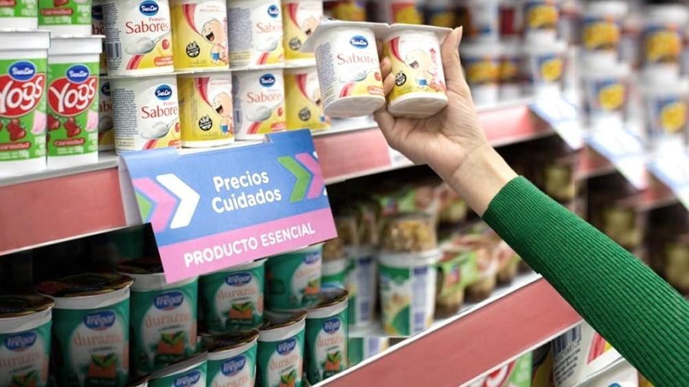 1247 productos son los  incluidos en Precios Cuidados