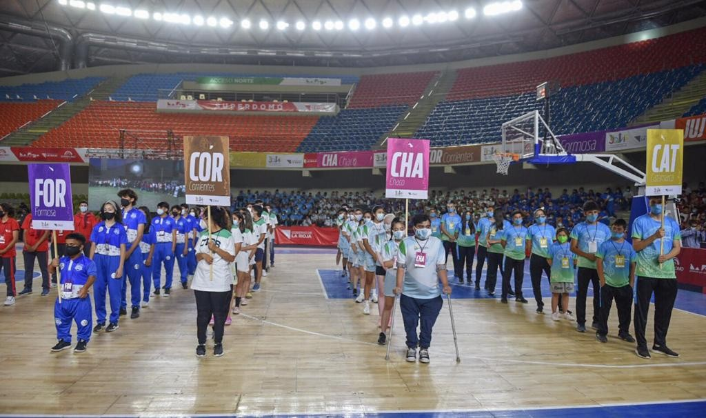 La Rioja es sede de los Primeros Juegos Deportivos Juveniles del Norte Grande
