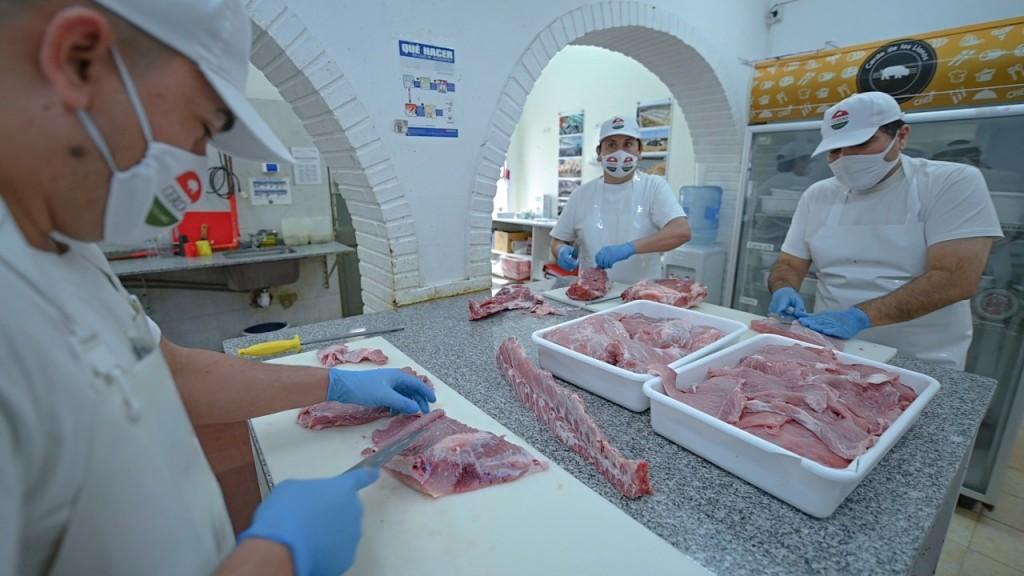 Las empresas estatales de producción alimenticia incrementaron sus ventas y se destacan en el mercado
