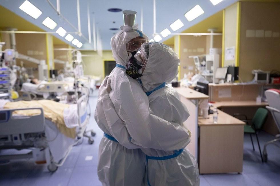 Este sábado fallecieron 3 personas por coronavirus, la cifra más baja desde el inicio de la pandemia