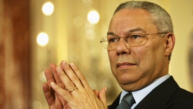 Falleció por coronavirus Colin Powell, ex secretario de Estado norteamericano