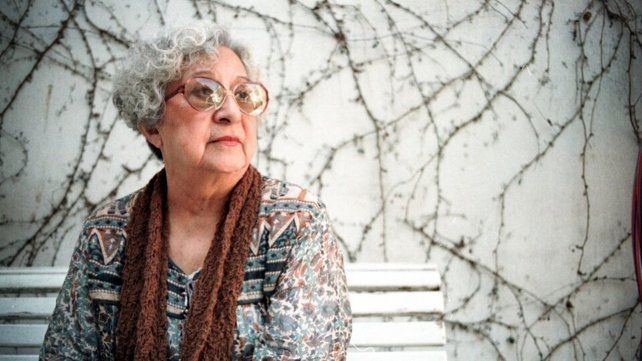 Falleció Thelma Jara de Cabezas, una de las luchadoras de las Madres de Plaza de Mayo