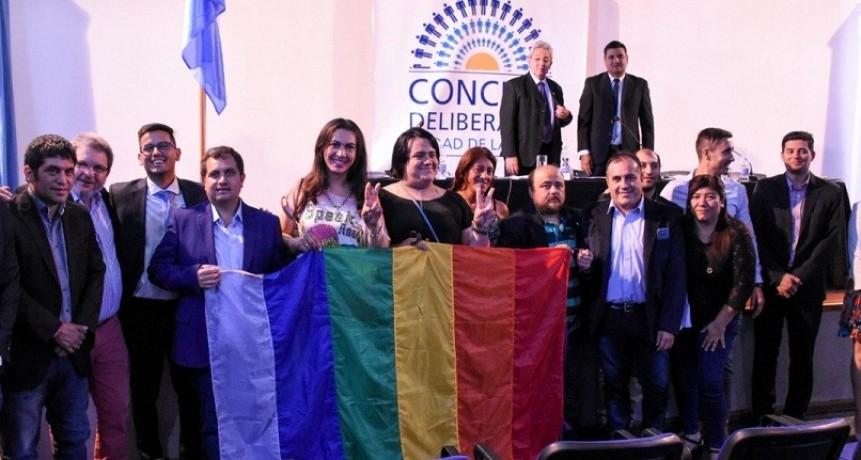 Concejo Deliberante aprobó el cupo laboral trans en el Municipio de Capital