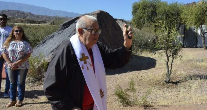 Murió el Padre Julio Guzmán