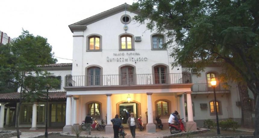 Paredes Urquiza decretó asueto para los trabajadores del municipio