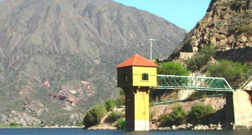Comisión española realizará relevamiento en el dique Los Sauces