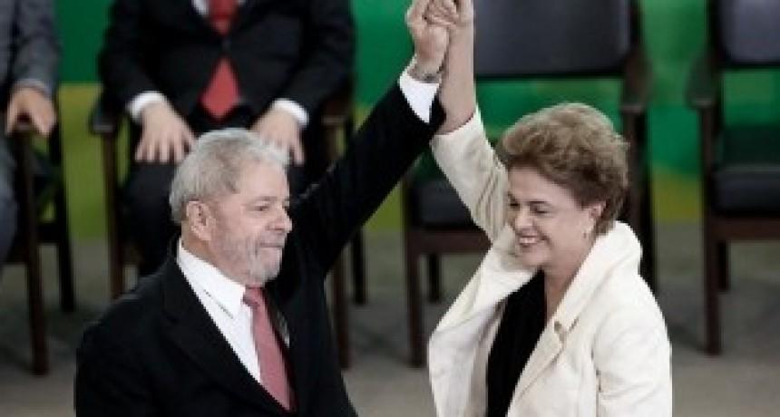 Rousseff pidió probar la inocencia de Lula