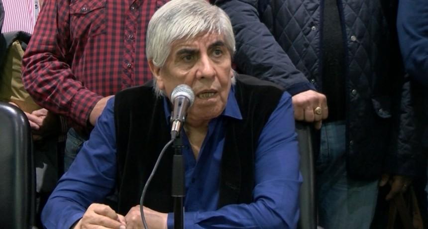 Moyano vaticinó que Fernández