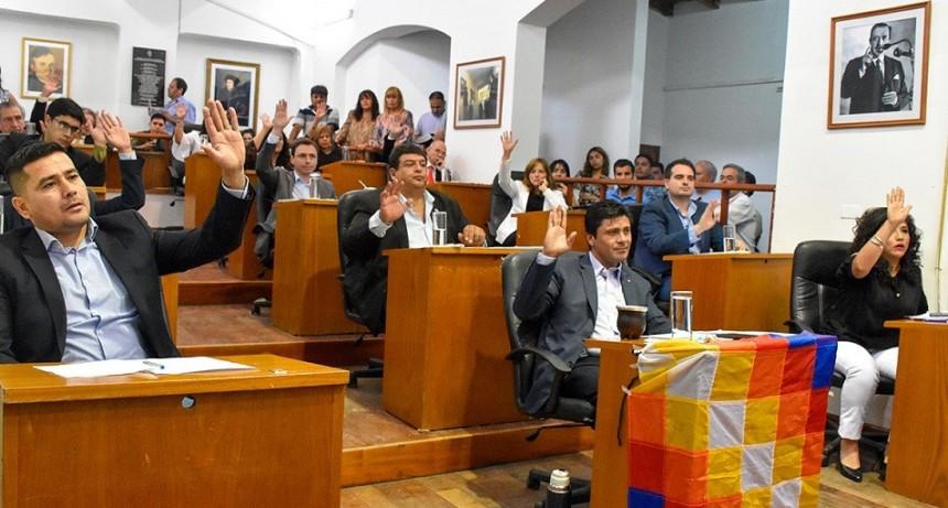 Concejo Deliberante: los nuevos ediles debutaron aprobando la actualización tarifaria para taxis y remises