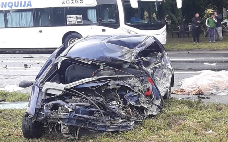El exceso de velocidad es una de las principales causas de muerte en las rutas y calles.