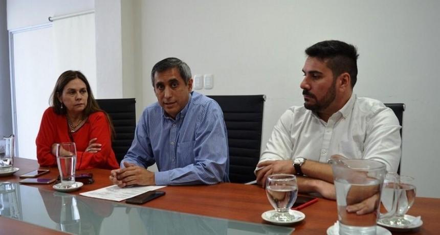 Paredes Urquiza realizó un balance de su gestión