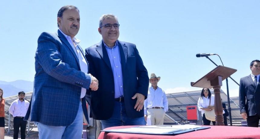 La Rioja y Catamarca acuerdan acciones en conjunto